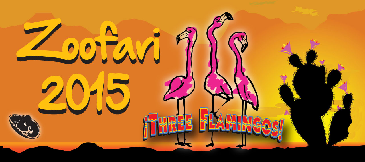 Zoofari 2015 – One Night Only - October 2nd -  Tickets Now on Sale