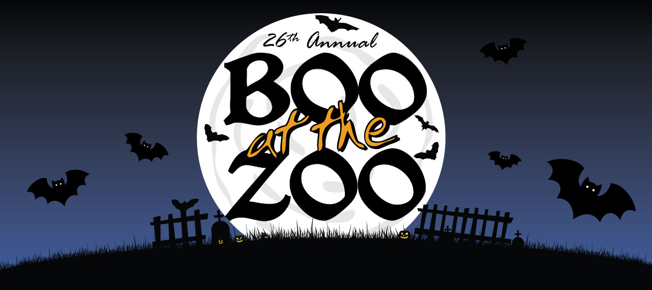 26th Annual Boo At The Zoo - OCTOBER 30 - 31, 2015