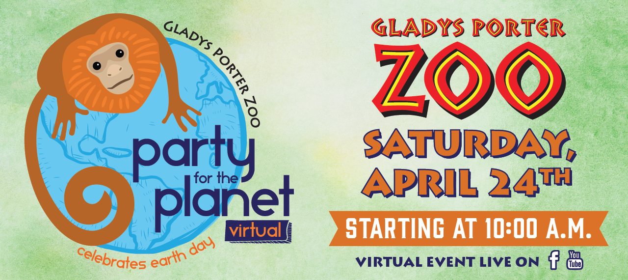 Virtual Party for the Planet - April 24th